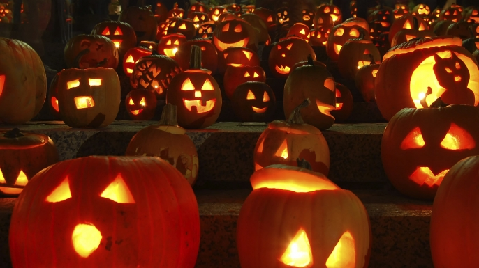 The Halloween Pumpkin: An American History - Hungry History