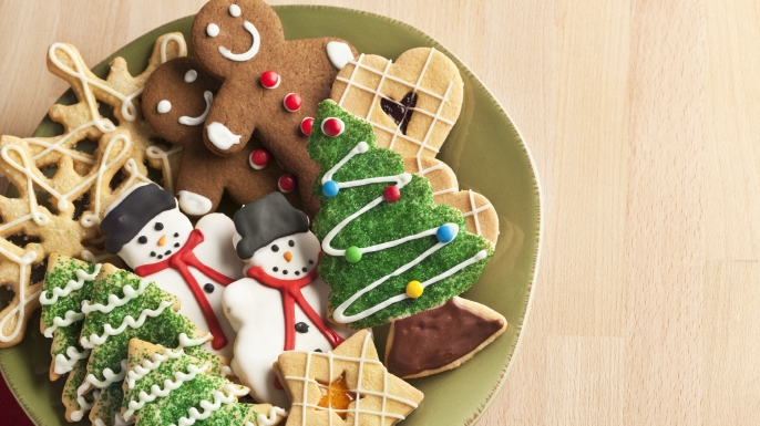 HUNGRY The Medieval History of the Christmas Cookie