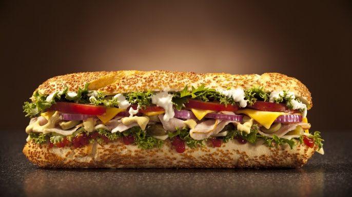 HUNGRY The Story of the Sandwich