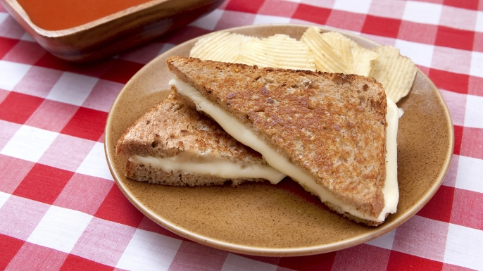 HUNGRY From Prune Whip to PB&J: The Evolution of Kid's Menus