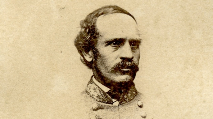 list 6 Generals Who Fought Against their Home State in the Civil War bushrod johnson