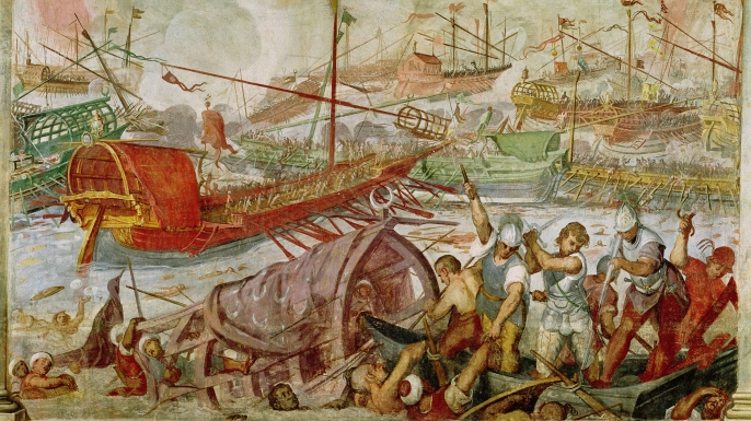 Art History Tyrant Painting