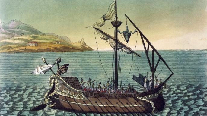 LIST 6 Ancient Naval Battles - Aegates Islands