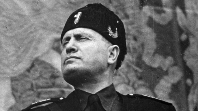 a biography of benito mussolini a historical figure Benito mussolini's impact on world history was substantial, both as an early  leader of european fascism and as an inspiration for adolph hitler leader of the .