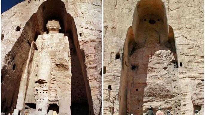 list 8 lost masterpieces art buddhas bamiyan