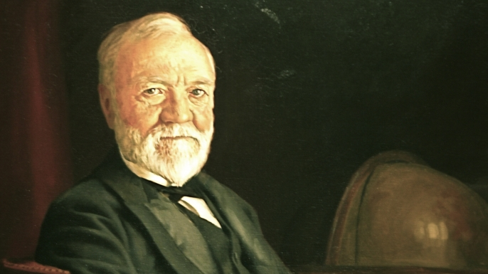 a historical criticism of andrew carnegie Early in the twentieth century, the industrialist andrew carnegie estab-   today, the carnegie unit is under intensifying critique from educators and   throughout its history, the carnegie foundation has played a progressive role in .