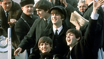Beatlemania Sweeps the United States