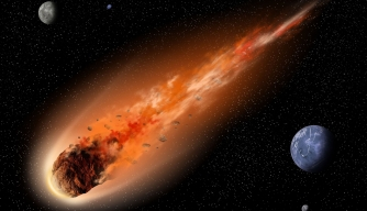 Asteroid Trio Gives Earth a Close Shave