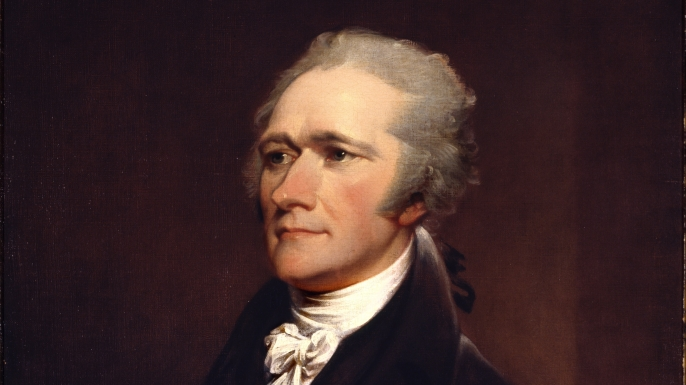 aleander hamilton essay By publius (pseudonym) [alexander hamilton, john jay, james madison]   scholars frequently point out that the eighty-five federalist essays.