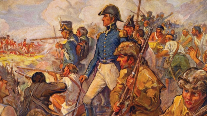 a history of the battle of new orleans No one would do justice to himself or his subject if he should write a history of the battle of new orleans at the date of the final battle at new orleans.