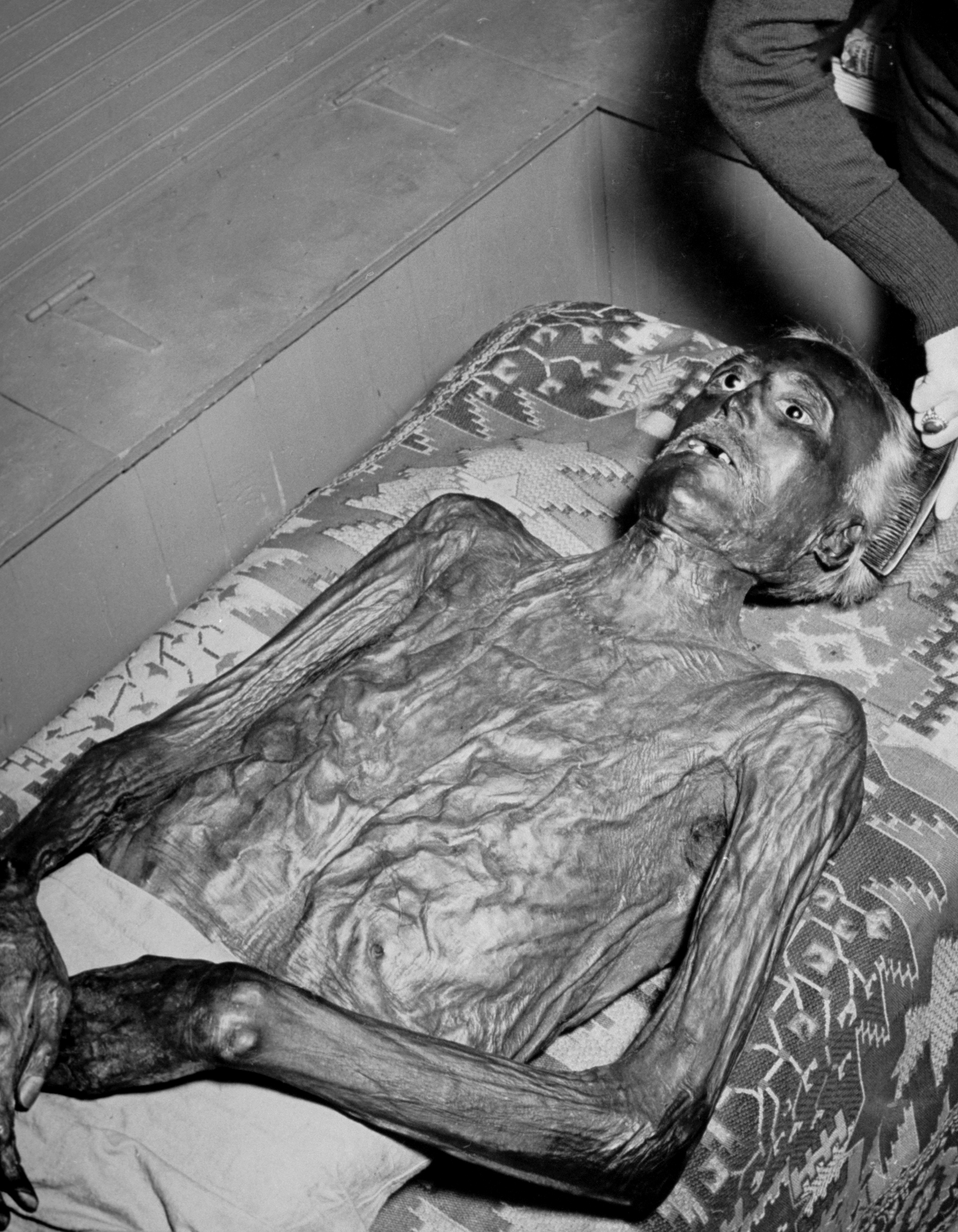 The John Wilkes Booth Mummy That Toured America History