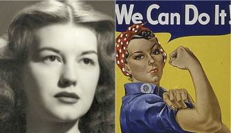 Inspiration for Iconic Rosie the Riveter Image Dies