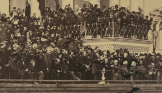 Remembering Lincoln's Second Inauguration