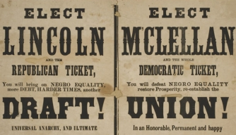 Lincoln's Hard-Fought Civil War Re-Election, 150 Years Ago
