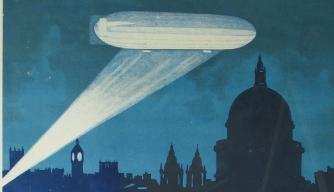 London's World War I Zeppelin Terror