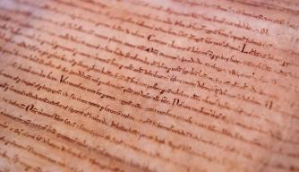 Magna Carta Worth $15 Million Found in Archived Scrapbook