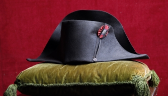 Napoleon's Hat Fetches $2.4 Million at Auction