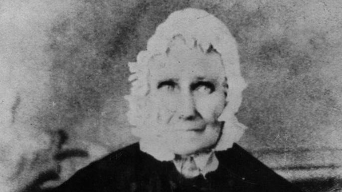 Sarah Bush Johnston Lincoln