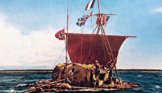 Thor Heyerdahl's Kon-Tiki Voyage