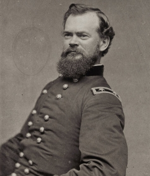 Major General James B. McPherson was the second highest ranking Union officer killed during the war.