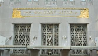 Iconic Waldorf Astoria Hotel Changes Hands