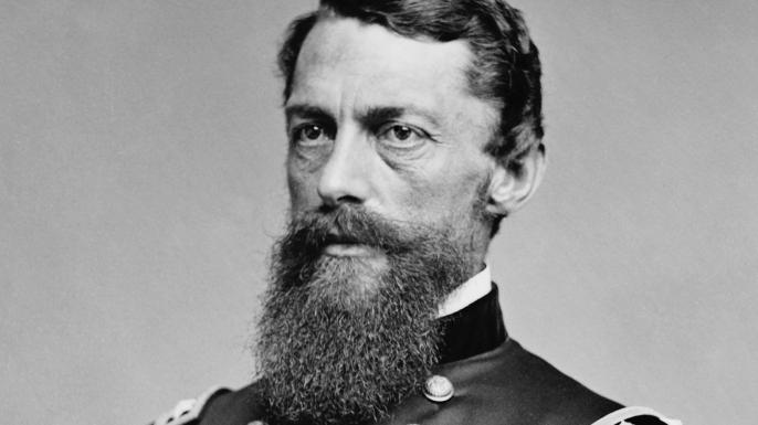 Union Major General George Stoneman