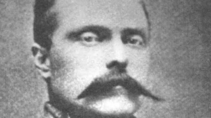 Confederate General Robert C. Tyler