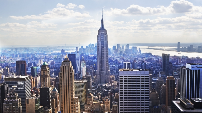 Empire State Building Deconstructing History