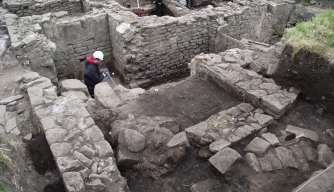 "Roman Ruins in Britain Hailed as ""Pompeii of the North"""