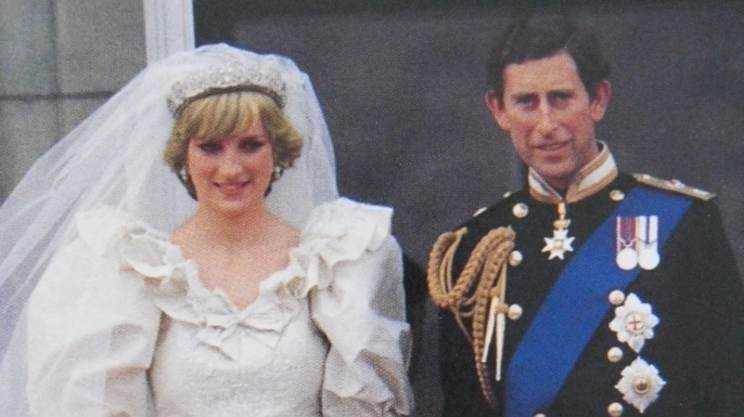 How Conventional Was Charles And Diana S Wedding History In The Headlines