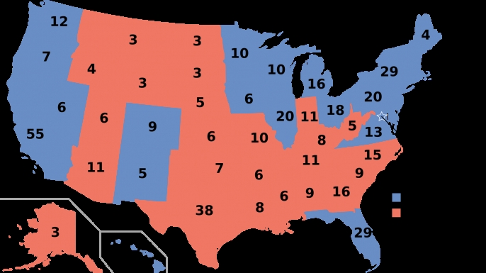 the origins and history of the electoral college Ohio is among 48 states that have for most of the country's history pledged all of their electoral college votes to the party that wins the majority in the state, no matter how close the race.