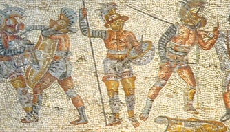 An introduction to the history of roman gladiators in rome