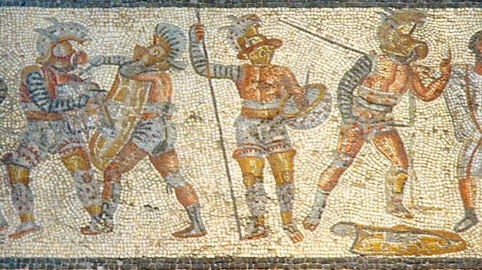 hith gladiators foul