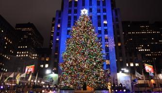 World-Famous Christmas Tree Will Light Up Tonight