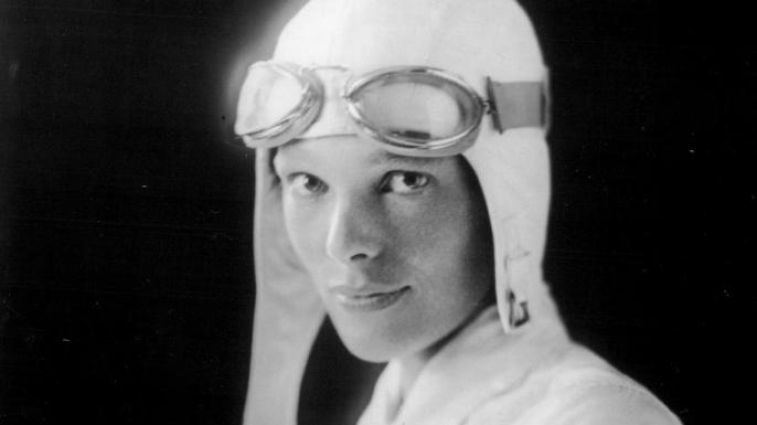 hith what happened Amelia Earhart