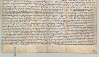 a history of the magna carta libertatum Essential information about magna carta why was it  what does it say and why  has it become one of the most celebrated documents in history.