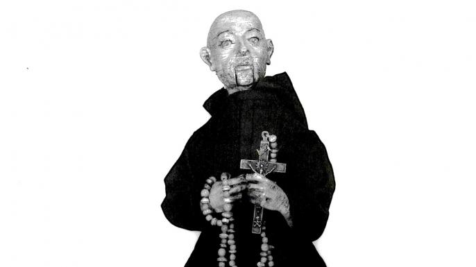 mechanical monk
