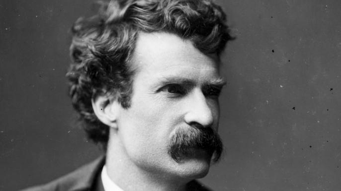 Twain in 1870.