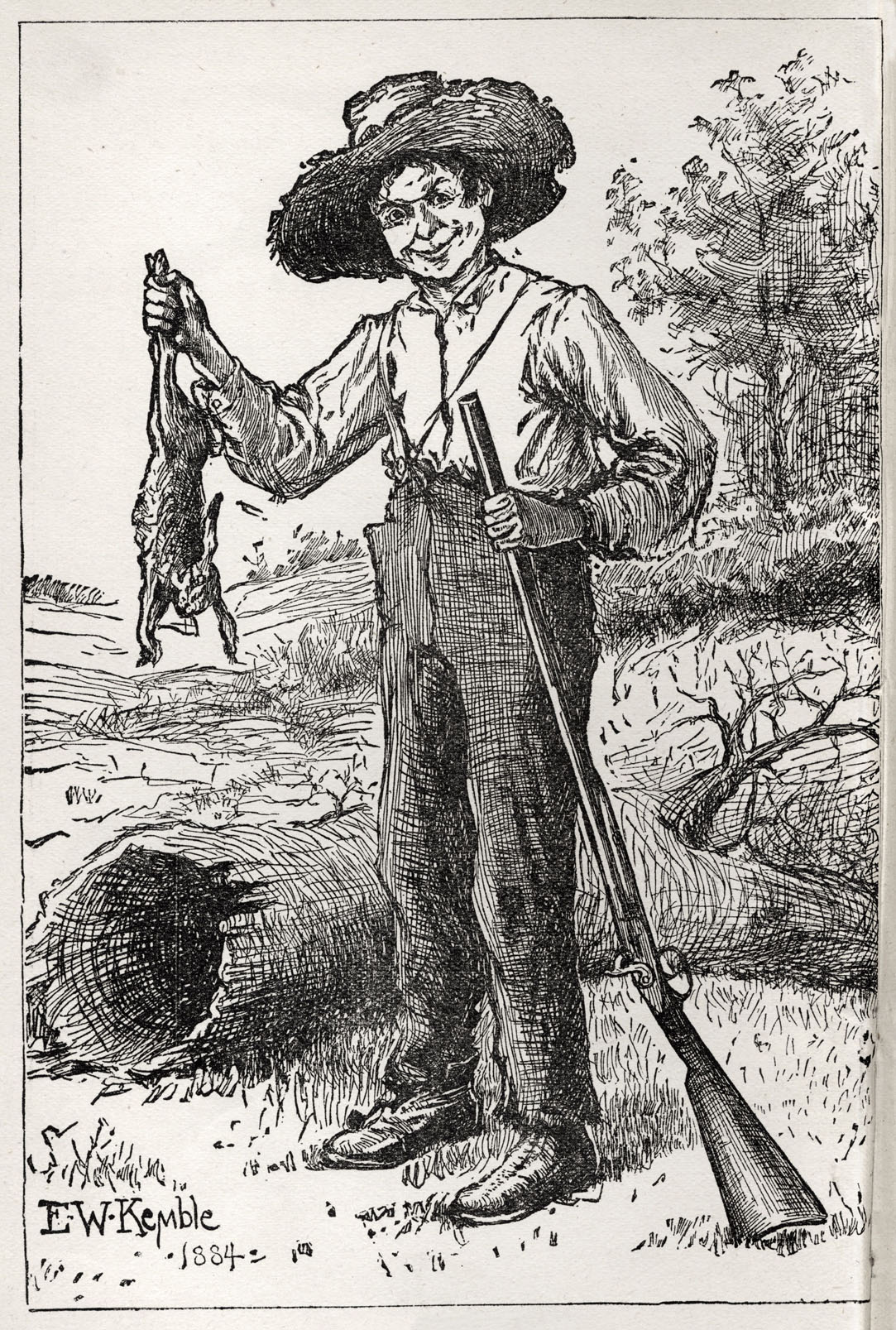 the narrative voices in the adventures of huckleberry finn by mark twain Mark twain was not quite 50 when he published the adventures of huckleberry finn in february 1885, and in so doing, changed american literature.