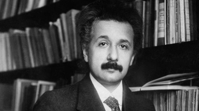 Albert Einstein, 1915