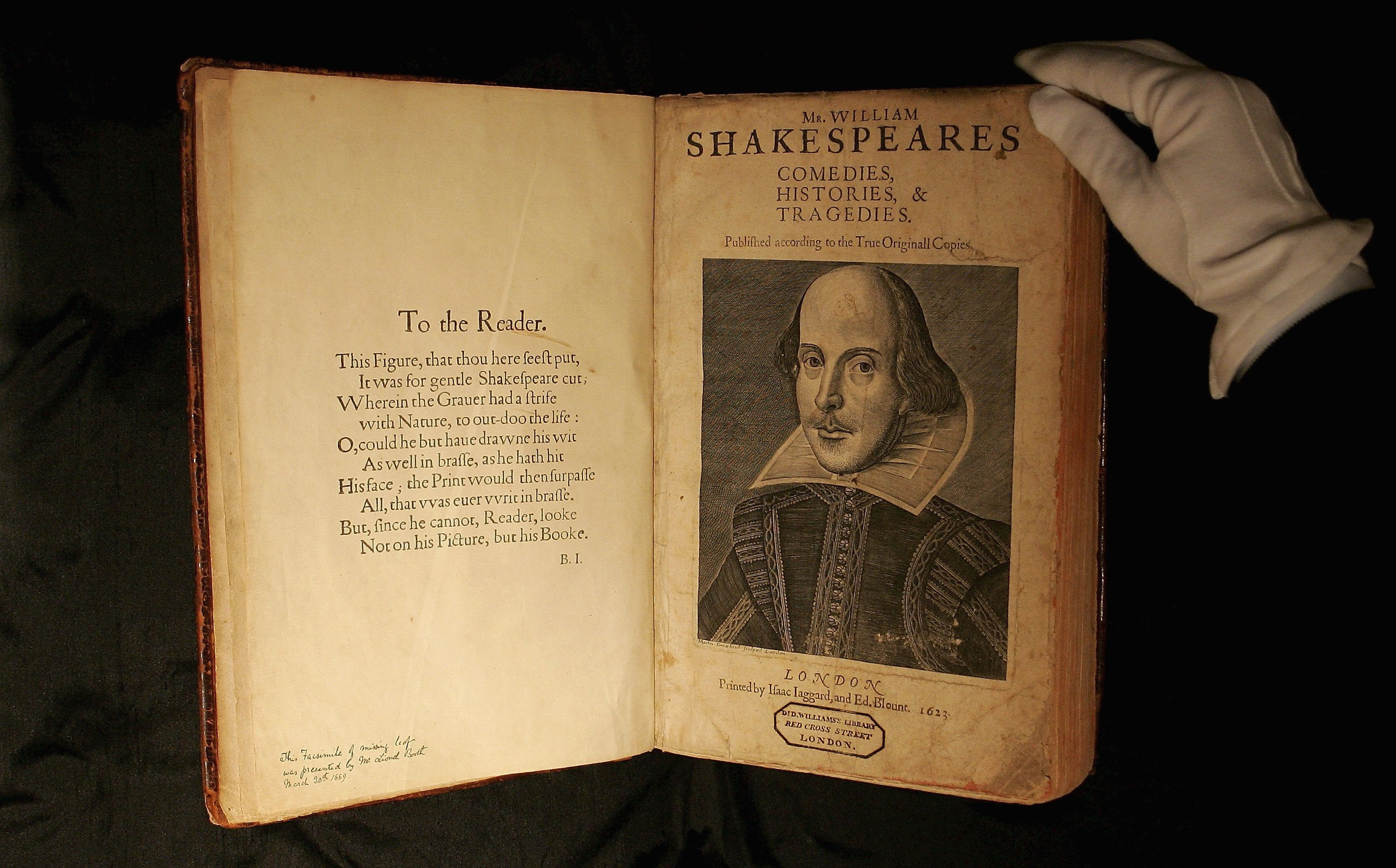 william shakespeare born apr 23 1564 com william shakespeare news