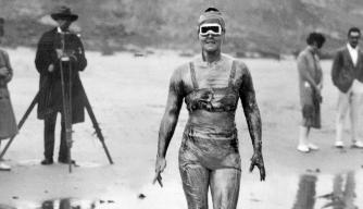 Remembering Long-Distance Swimmer Gertrude Ederle
