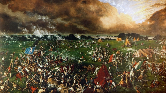 Battle of San Jacinto