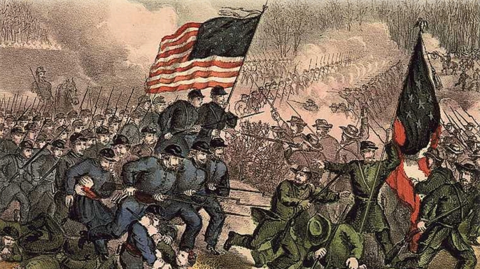 an overview of the second battle of bull run during the civil war of united states Battle bull run civil war battlefield bull run second battle of bull run results of second battle of or profit under the government of the united states.