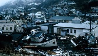 The Great Alaska Earthquake, 50 Years Ago
