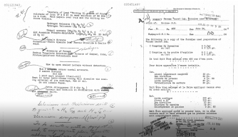 CIA Declassifies Invisible Ink Recipes and Other Spy Documents From World War I