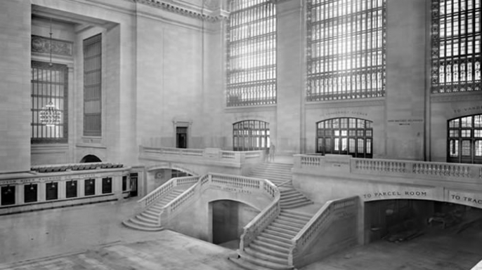 Grand Central Terminal An American Icon History In The