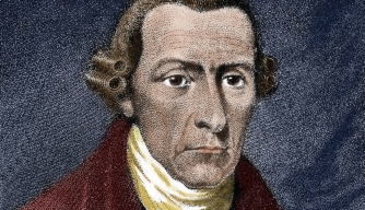 "Patrick Henry's ""Liberty or Death"" Speech"