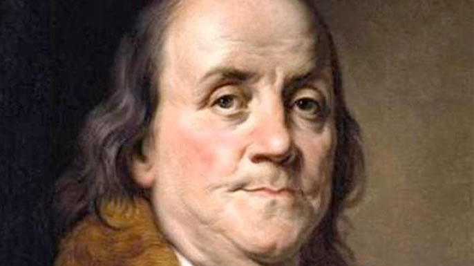 Books by Benjamin Franklin