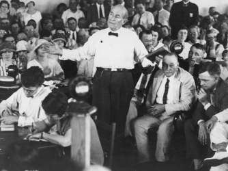 Remembering the Scopes Trial - History in the Headlines